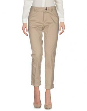 Повседневные брюки KARTIKA. Цвет: бежевый