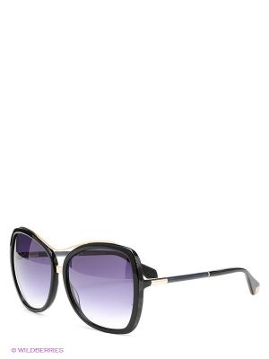 Солнцезащитные очки Enni Marco. Цвет: темно-синий, черный