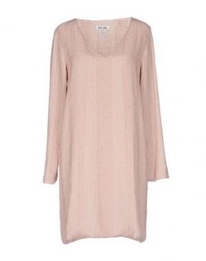 Короткое платье DRY LAKE.. Цвет: светло-розовый