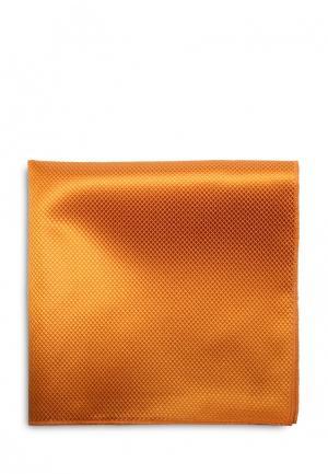 Платок Stefano Danotelli. Цвет: оранжевый
