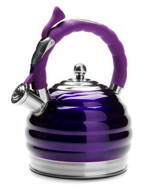 Чайник MAYER-BOCH. Цвет: фиолетовый