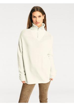 Пуловер B.C. BEST CONNECTIONS by Heine. Цвет: бежевый, темно-синий