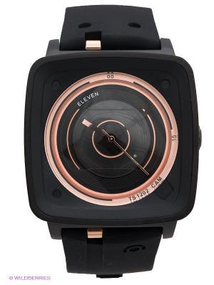 Часы TACS. Цвет: черный, бронзовый