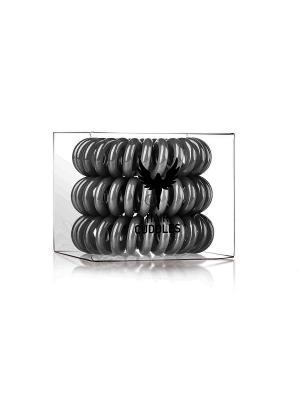 Резинка для волос Hair Cuddles HH Simonsen серая (3 шт.) НОВИНКА!. Цвет: серый