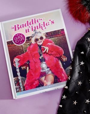 Books Книга Baddie Winkles Guide to Life Fashion and Humour. Цвет: мульти