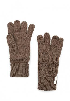 Перчатки Icepeak. Цвет: коричневый