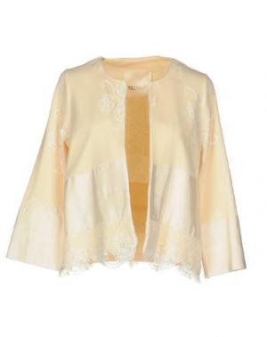 Пиджак TILL.DA. Цвет: слоновая кость
