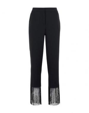 Повседневные брюки PRABAL GURUNG. Цвет: черный