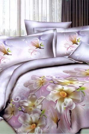 Постельное белье 2,0 сп. 50x70 Patrizia. Цвет: розовый