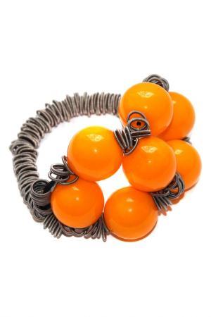 Браслет SOF Divetro. Цвет: оранжевый