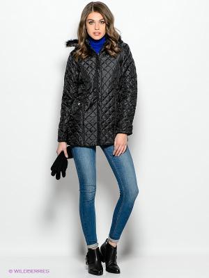 Пальто Ada Gatti. Цвет: черный