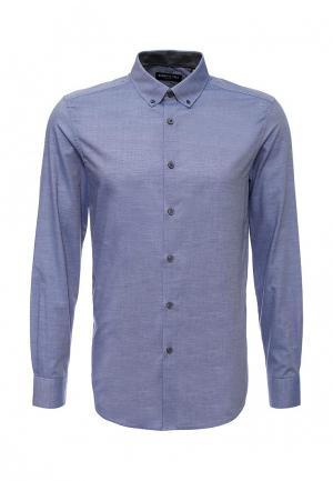 Рубашка Kenneth Cole. Цвет: фиолетовый