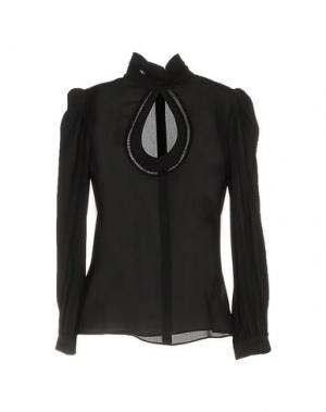 Блузка SPACE STYLE CONCEPT. Цвет: черный