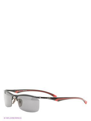 Солнцезащитные очки RH 135S 07 Zerorh. Цвет: серебристый
