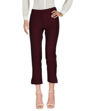 Повседневные брюки FILIPPA K. Цвет: пурпурный