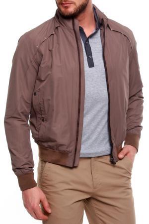 Куртка giovanni botticelli. Цвет: коричневый