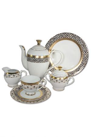 Чайный сервиз Самарканд Midori. Цвет: мультицвет