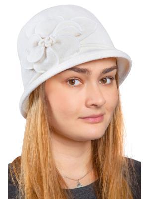 Шляпа женская Камила Three S. Цвет: молочный
