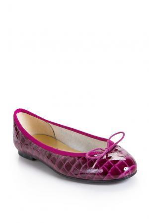 Балетки 163638 French Sole. Цвет: розовый