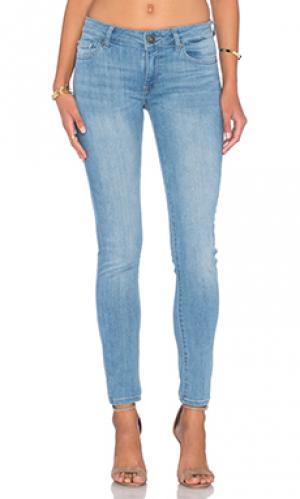 Узкие джинсы emma DL1961. Цвет: none