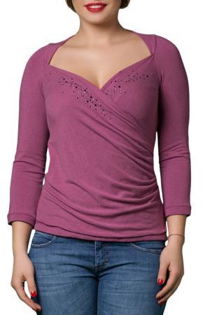 Блузка JOELLE JO'ELLE. Цвет: фиолетовый