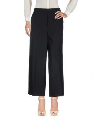 Повседневные брюки MAX & CO.. Цвет: темно-синий