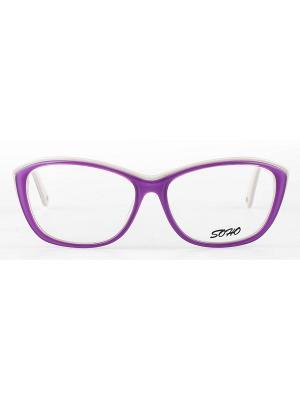 Оправа Soho collection. Цвет: сиреневый, фиолетовый