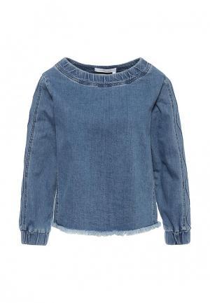 Блуза See by Chloe. Цвет: синий