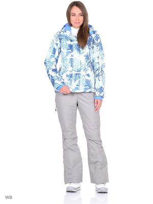 Куртка Stayer. Цвет: синий, сливовый, белый