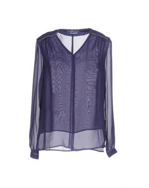 Блузка FAIRLY. Цвет: фиолетовый