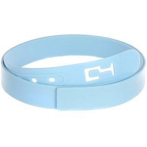 Ремень  Classic Belt Baby Blue C4. Цвет: голубой
