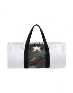 Дорожная сумка MIA BAG. Цвет: белый