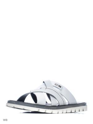Пантолеты Calipso. Цвет: белый