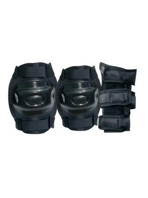 3-х элементов защиты TEMPISH JOLLY 3-set. Цвет: черный