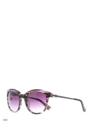 Солнцезащитные очки MM 605S 04 Missoni. Цвет: фиолетовый, серый