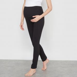 Леггинсы для беременных. La Redoute Collections. Цвет: черный