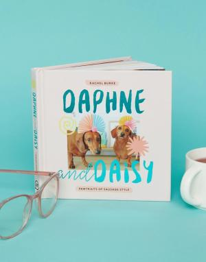 Books Книга Daphne and Daisy. Цвет: мульти
