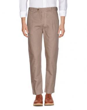 Повседневные брюки AUTHENTIC ORIGINAL VINTAGE STYLE. Цвет: хаки