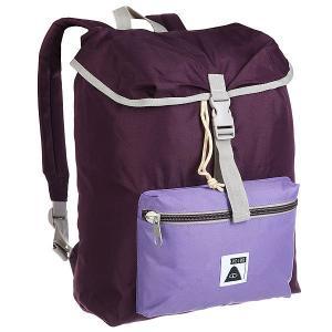 Рюкзак туристический  Field Pack Plum Poler. Цвет: фиолетовый