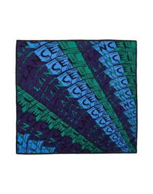 Платок LANCEL. Цвет: фиолетовый