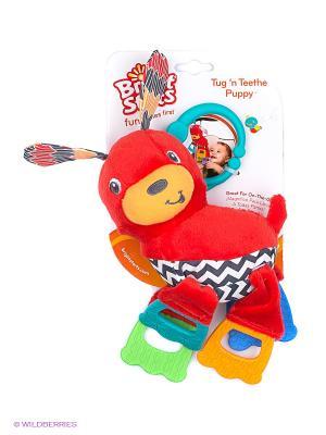 Развивающая игрушка Щенок BRIGHT STARTS. Цвет: красный