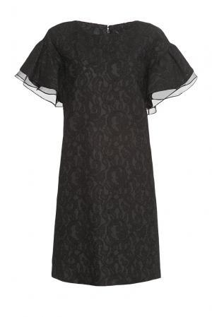 Alessandro Dellacqua Кружевное платье 177243 Dell'acqua. Цвет: черный