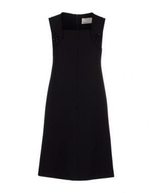 Короткое платье NINA NEW YORK. Цвет: черный