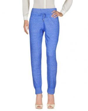Повседневные брюки CRUCIANI. Цвет: синий