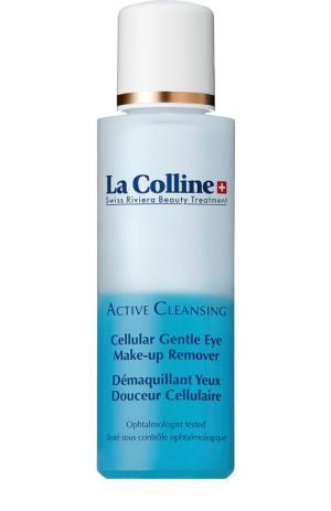 Средство для удаления макияжа с глаз Cellular Gentle Eye Make-up Remover La Colline. Цвет: бесцветный