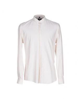 Pубашка CHOICE NICOLA PELINGA. Цвет: слоновая кость