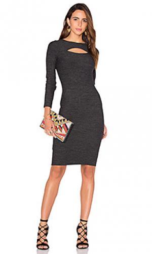 Платье social life Bailey 44. Цвет: черный