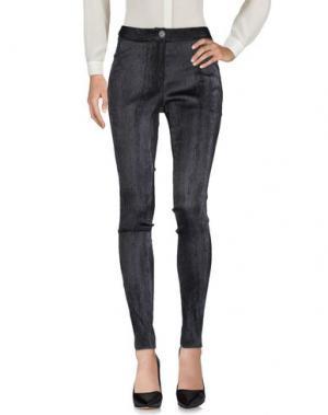 Повседневные брюки TALBOT RUNHOF. Цвет: темно-синий