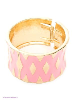 Браслет Lovely Jewelry. Цвет: золотистый