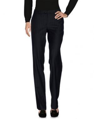 Повседневные брюки TAGLIATORE 02-05. Цвет: стальной серый